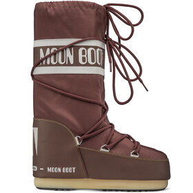 Moon Boot Nylon Botas, rust